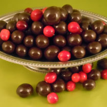 Chocolate Cranberries