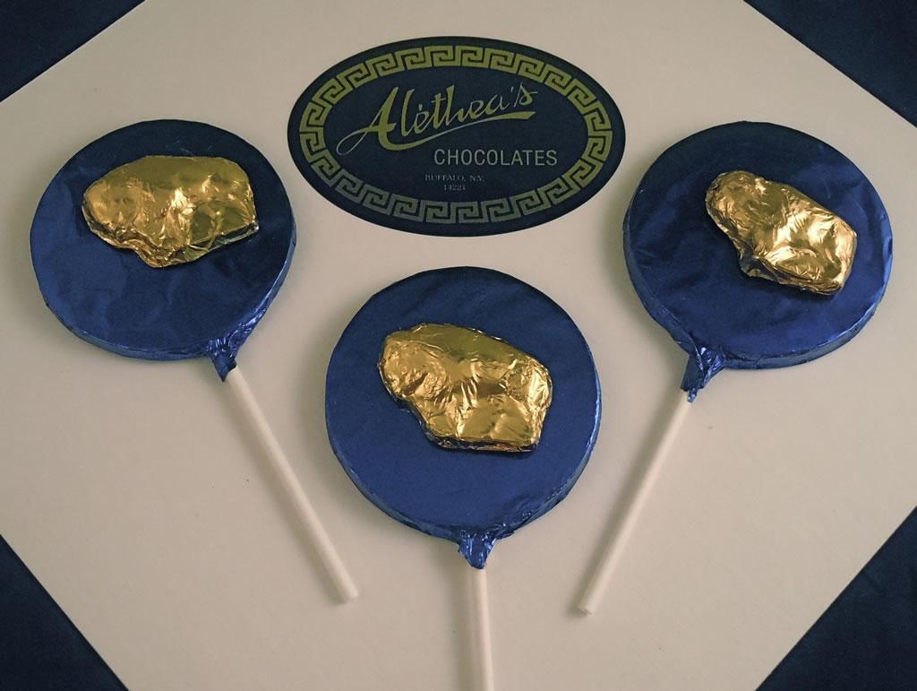 Chocolate Buffalo Pop/Foiled