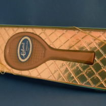 Chocolate Tennis Racket in gift box