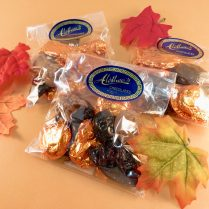 Bag of Trick or Treat chocolates