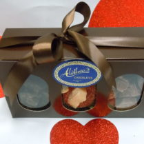 Gift Box of pure gourmet Chocolates