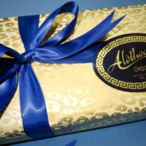 Gift box of gourmet Buffalo Sponge Candy