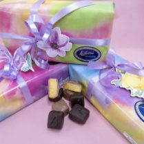 Springtime box of gourmet Sponge Candy