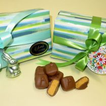 Spring/Easter Gift boxes of gourmet Sponge Candy