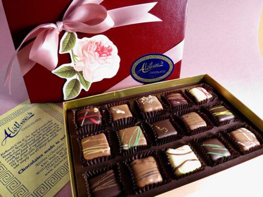 Lovely Spring Box of gourmet Truffles