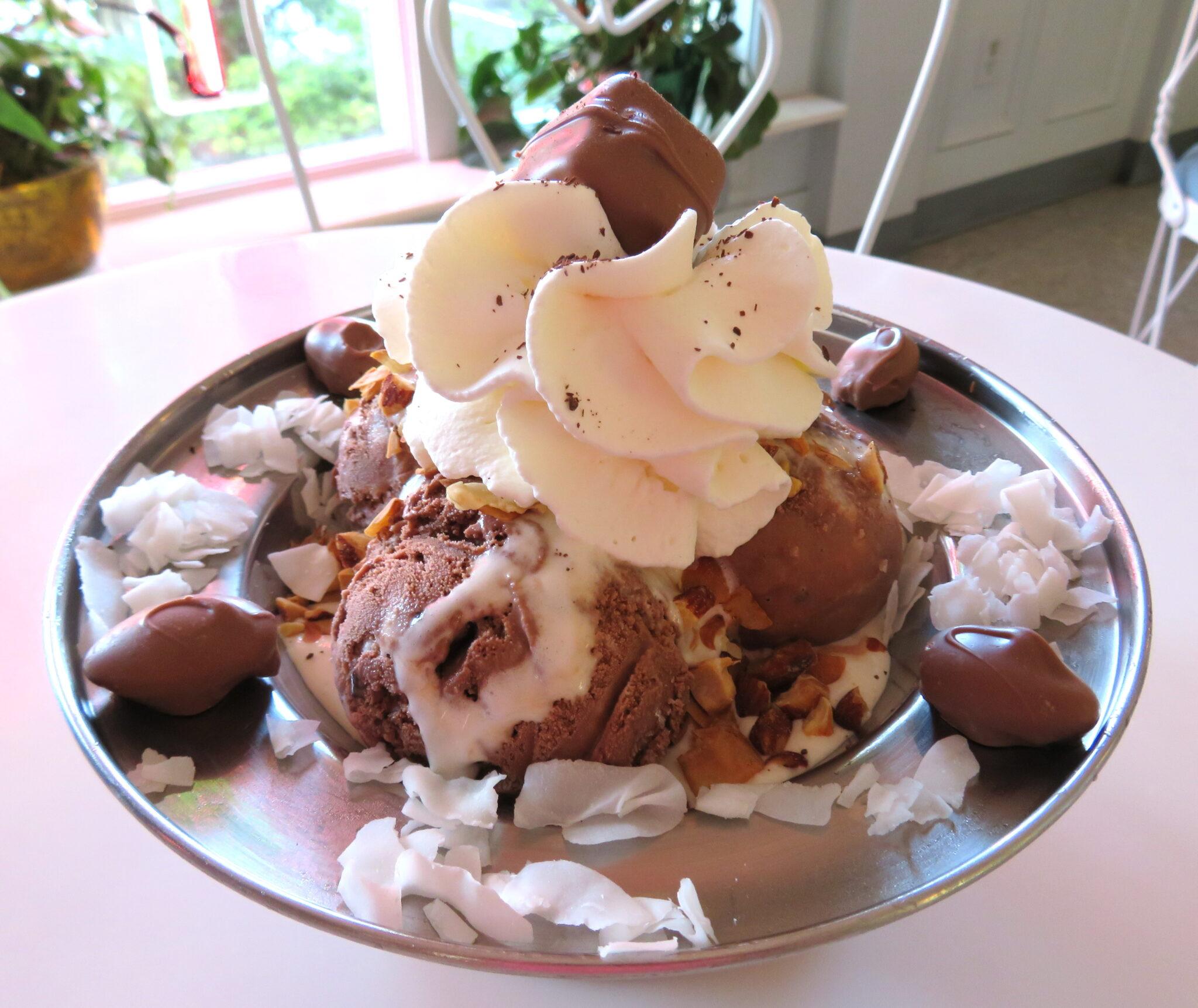 Incredible Ice Cream Sundae